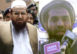 LAKHVI OUT ON BAIL, HAFIZ ROAMS FREE, SHARIF PLEDGES TO ROOT OUT TERRORISM