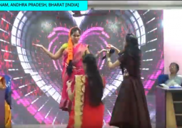 "NATIONAL SEMINAR 2019 – VISHAKHAPATNAM ""VISIONARY WOMEN"" – DANCE PERFORMANCE BY SWATI A BLIND COLLEGE STUDENT"