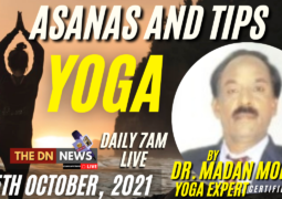 YOGA & PHYSICAL FITNESS : YOGA FOR HEALTH : BY DR.MADAN MOHAN YOGA EXPERT