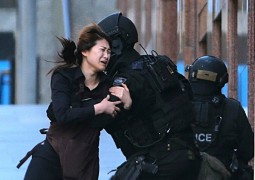 JIHADIS ENTER SYDNEY, BLOWS OUT THE CITY WITH TERROR