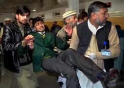 TALIBAN HITS SCHOOL, PAKISTAN MILLITANTS SHOULD WAKE UP, SAYS SHARIF