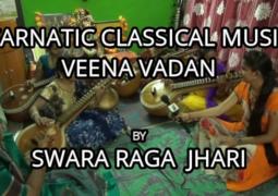 CLASSICAL MUSIC BY SWARA RAGA JHARI, VISHAKHAPATNAM