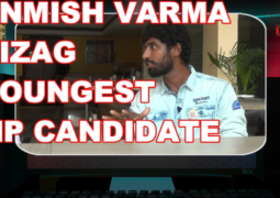ANMISH VARMA: INTERVIEW WITH YOUNGEST LOK SABHA CANDIDATE FROM VIZAG: PART 2